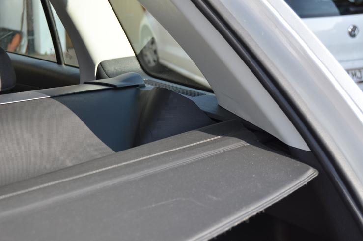 skoda fabia trunk cover latch